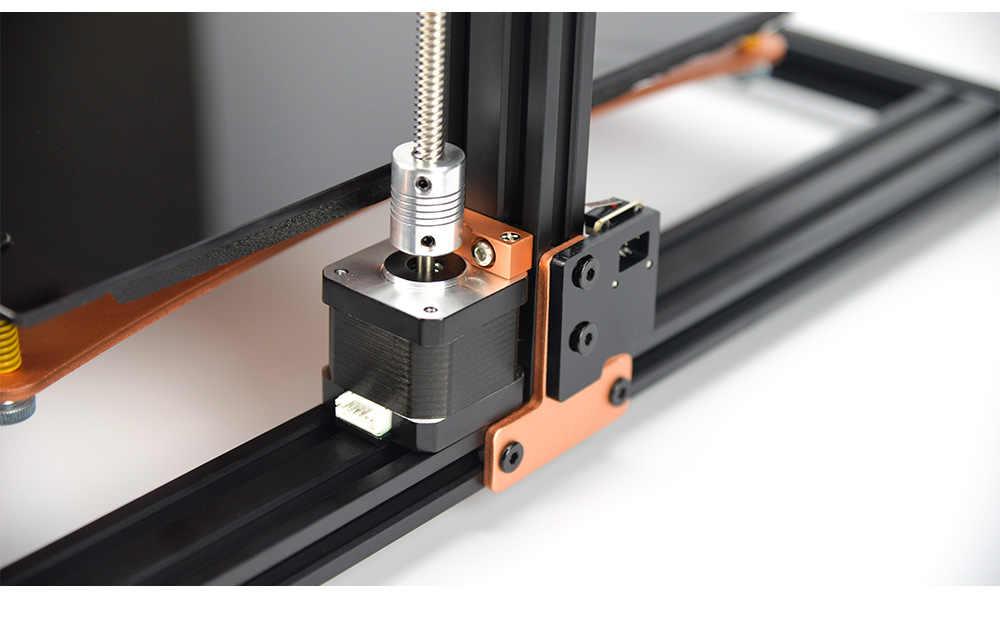 Newsest TEVO Tornado Полностью Собранный 3d принтер 3D печать 300*300*400  мм Большая область