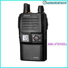 Wouxun Ham Radio Transceiver KG 659 400 470MHz 128 Channels Long Range Walkie Talkie