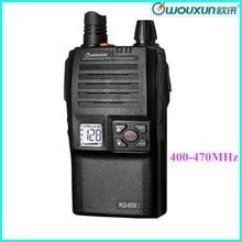 Wouxun Ham Radio Transceiver KG-659 400-470MHz 128 Channels Long Range Walkie Talkie