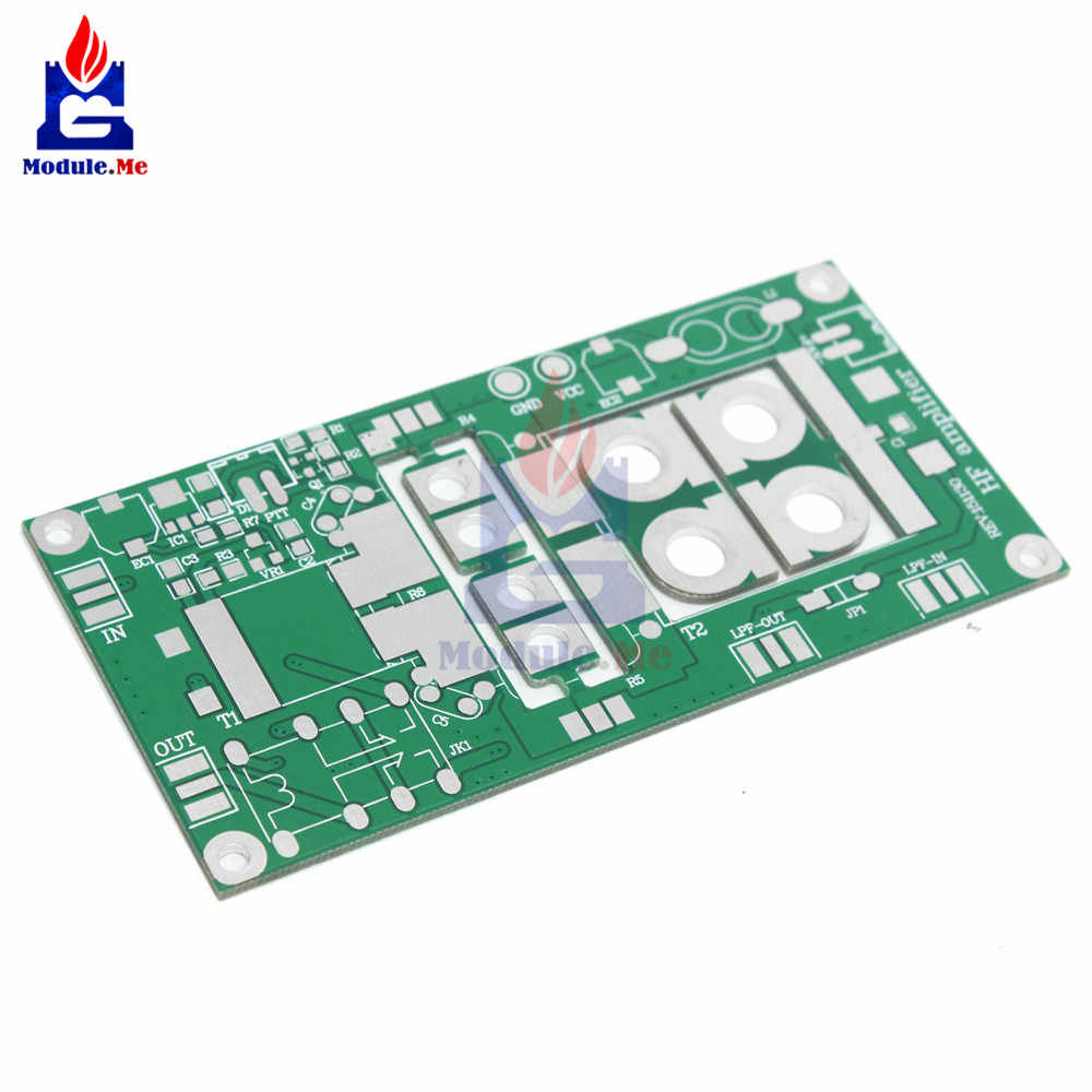 DIY Kit 5W 70W SSB Linear HF Power Amplifier Module AM CW FM Low Power  Radio Power Connect Board 13 8v 10A Prohibit Open Short