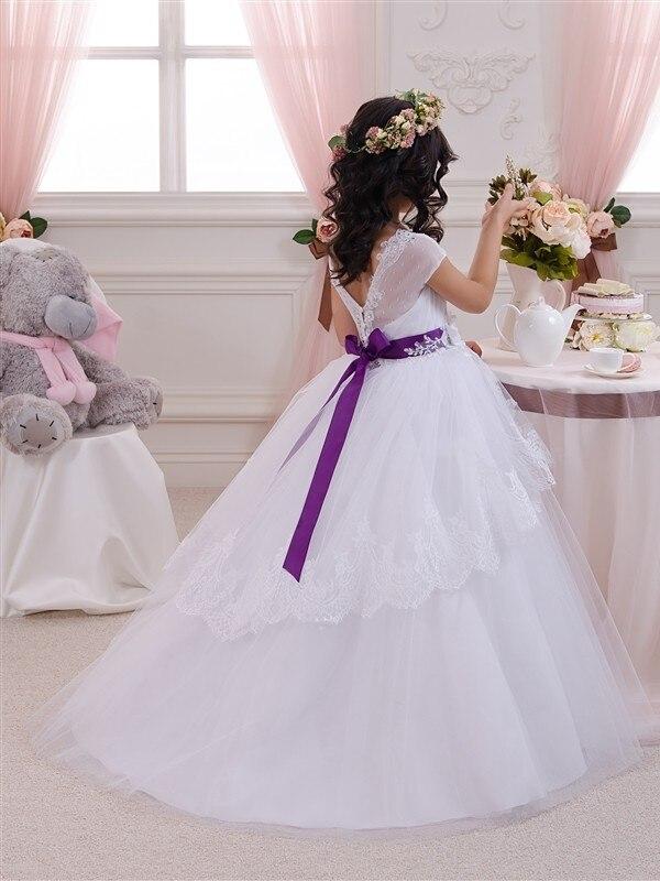 a0701ca49 New flower girl dresses Tulle First Communion Dress little girls ...