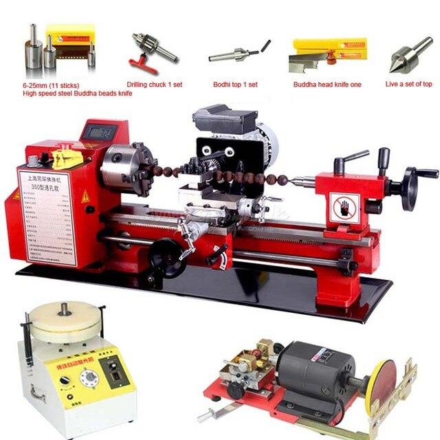 Aliexpress Com Buy Mini Woodworking Lathe Machine Wooden Beads