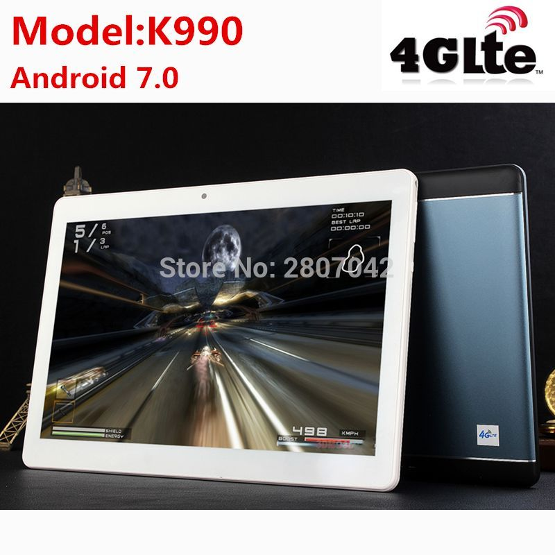 Newest 10 inch tablets Android 7.0 3G 4G phone call Octa Core 4GB RAM 64GB ROM 8 Cores 1920*1200 IPS Screen Tablets 10.1 + GiftNewest 10 inch tablets Android 7.0 3G 4G phone call Octa Core 4GB RAM 64GB ROM 8 Cores 1920*1200 IPS Screen Tablets 10.1 + Gift