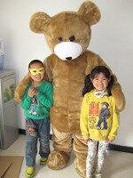 mascot plush teddy bear mascot costume custom fancy costume anime cosplay kits mascotte carnival costume