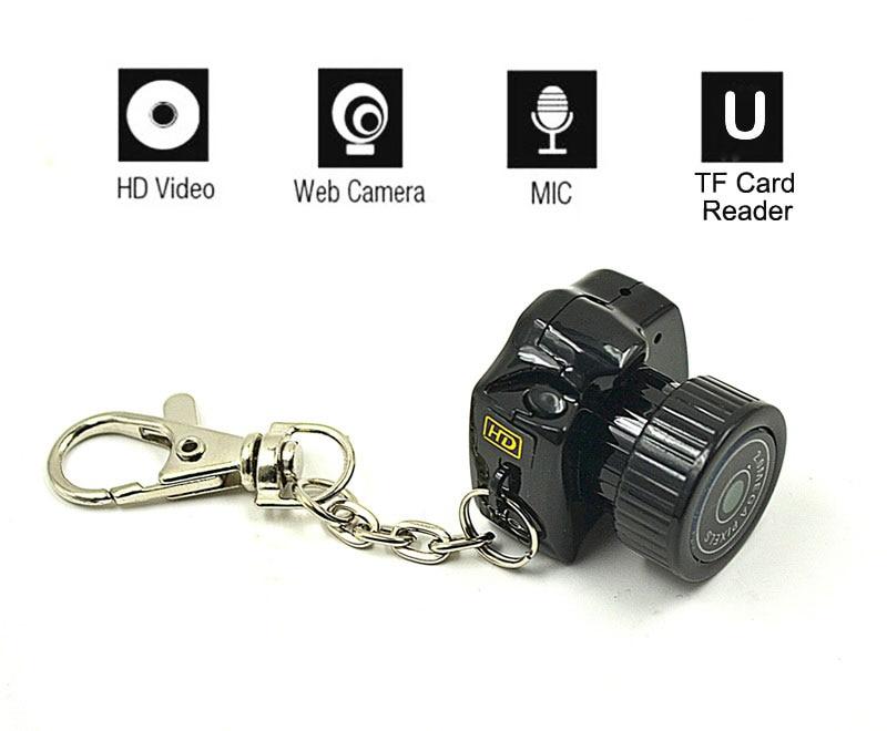 secret mini camera and hd video audio recording micro cam with microphone
