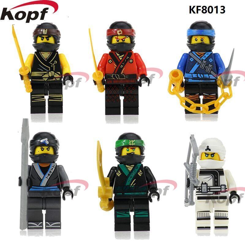 Buy super heroes ninja movie pythor cole - Ninjago kai jay zane cole lloyd ...