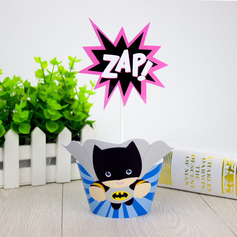 superhero wedding cake toppers australia cupcake toppers wrappers cake decorating 20610