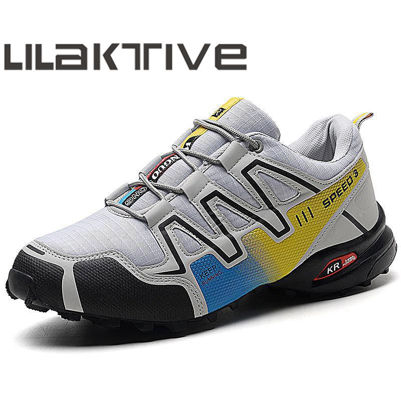 LILAKTIVE Sneaner Men Outdoor Climbing Shoes Autumn Anti-slippery Breathable Trekking Shoe Chaussures Hommes En CuirLILAKTIVE Sneaner Men Outdoor Climbing Shoes Autumn Anti-slippery Breathable Trekking Shoe Chaussures Hommes En Cuir