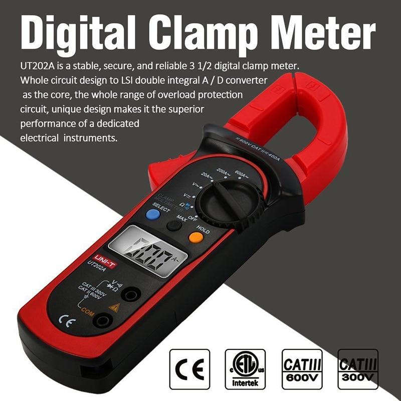 Gm Instruments Digital Clamp Meter : Aliexpress buy uni t ut a digital clamp pattern