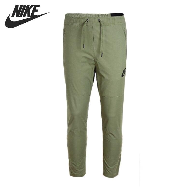 Original New Arrival 2017 NIKE AS M NSW AV15 PANT WVN Men's Pants Sportswear original new arrival 2017 nike as w nsw av15 pant flc women s pants sportswear