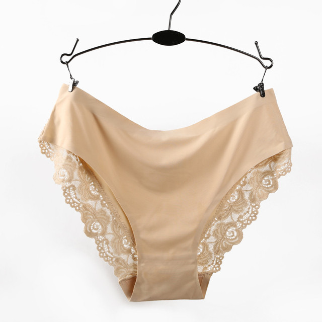 Women Sexy Lace Panties Plus Size