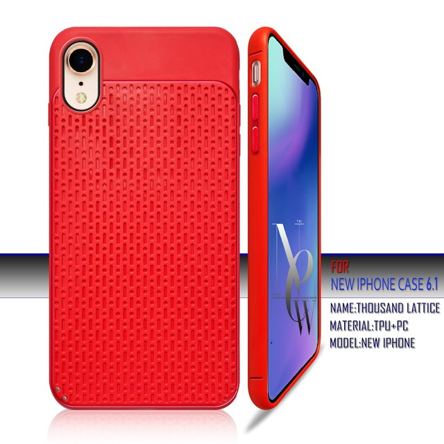 0d59b77948 Soft Tpu Shockproof Protective Phone Case For Apple Iphone XR 6.1 inch  Ultra Thin Silicone Slim Back Case For Iphone XS Max