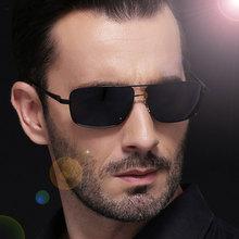 Raydem New polarized sunglasses men sunglasses tide sports driving glasses
