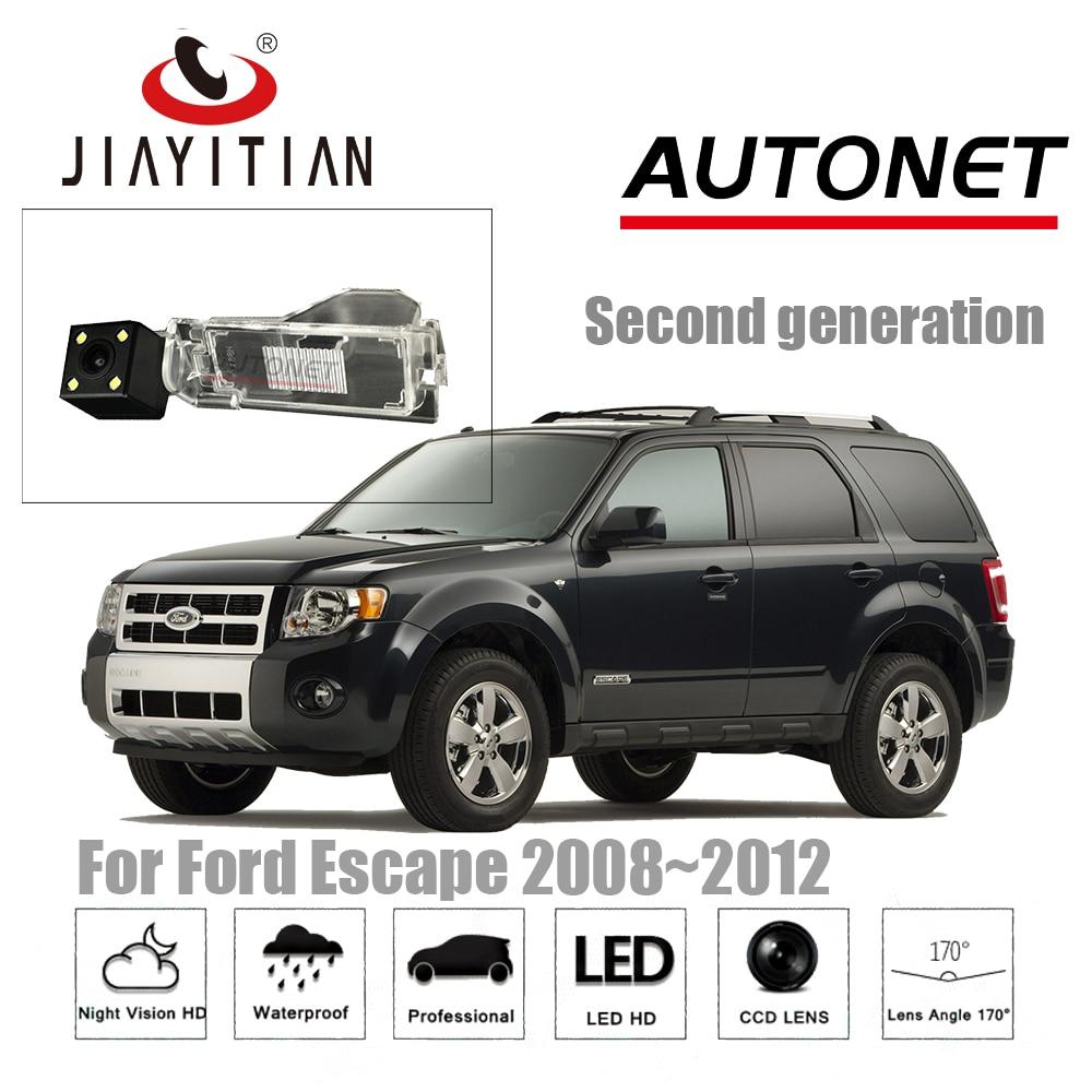 JIAYITIAN Rear View Camera For Ford Escape / Maverick / Mariner/Tribute MK2 CCD/Night Vision/Reverse Camera/license plate Camera