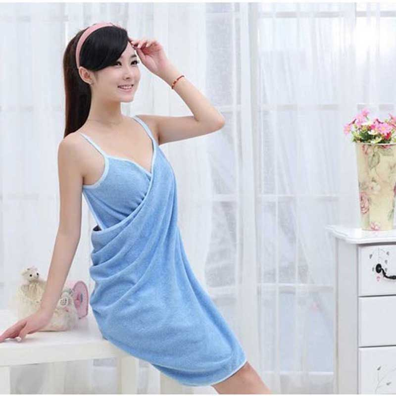 Solid Women Bathrobe Sexy Ladies Robes Peignoir 2018 New Bath Robe Sleeveless For Women Dressing Gown Warm Bathrobe KH832471