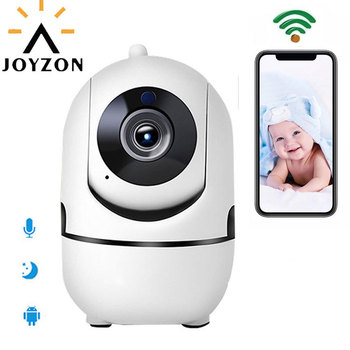 Hot HD 1080P IP Camera WiFi Wireless Baby Monitor Night Vision Auto Tracking Home Security Surveillance CCTV Network Mini Cam wireless surveillance cameras integrated machine vision hd network camera 960p wireless monitor wifi