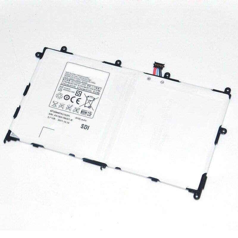 SP368487A(1S2P) 6100mah 100% Original cellphone Battery