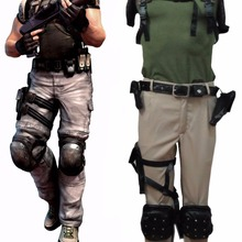 Chris Cosplay Resident Evil 5 Chris Cosplay Costume Custom Made for Men and Women