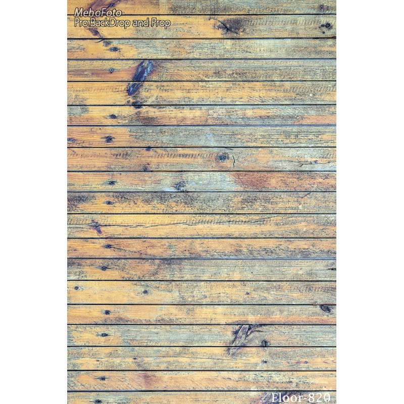 Wood Photography Background Wood Vintage Photo Backdrop Photo Background for Studio Photography Backdrop  Floor-820