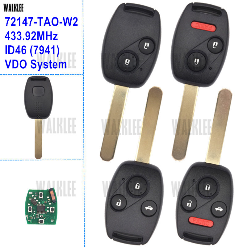 Logical Qcontrol Car Remote Key Suit For Mazda 5wk43449d Or 5wk43449e Or 5wk43449f 433mhz M2 Demio M3 Axela M5 Premacy M6 Atenza No Logo Car Key Ignition System
