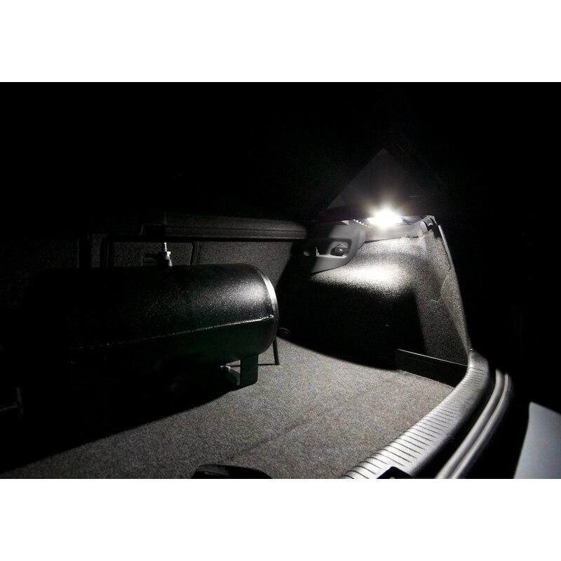 XIEYOU 11 ədəd, R32 üçün LED Canbus Daxili işıqlar dəsti - Avtomobil işıqları - Fotoqrafiya 5
