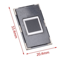 R301T Kapazitiven Fingerprint Access Control Modul Sensor Scanner Für Android Linux Windows auf