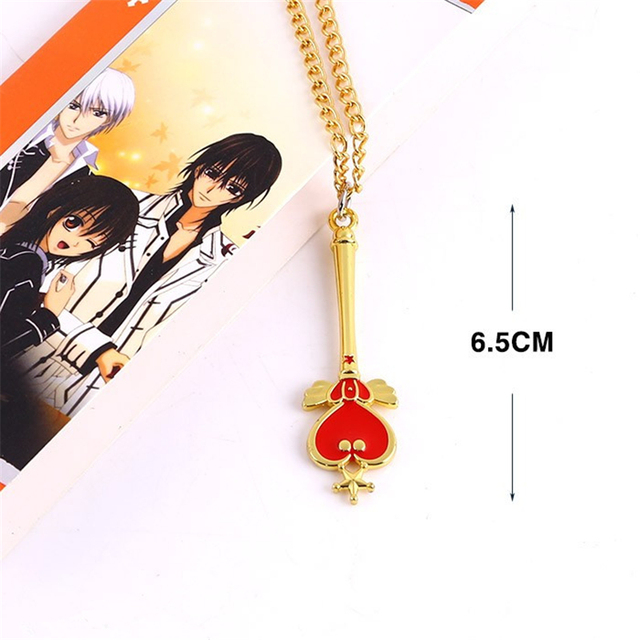 PCMOS 2017 Trendy Anime Sailor Moon Chibi Compact Gold Version Necklace Cosplay Loose