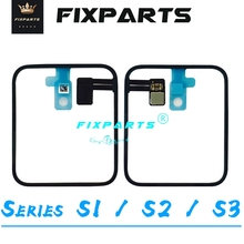 For Apple Watch Series 1 / 2 /3 3D Touch Sensor Flex Cable Gravity Induction Sense Coil Force 3 38mm 42mm