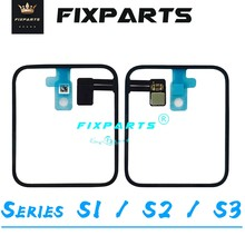 For Apple Watch Series 1 / 2 /3 3D Touch Sensor Flex Cable Gravity Induction Sense Coil Force For Apple Watch Series 3 38mm 42mm(China)