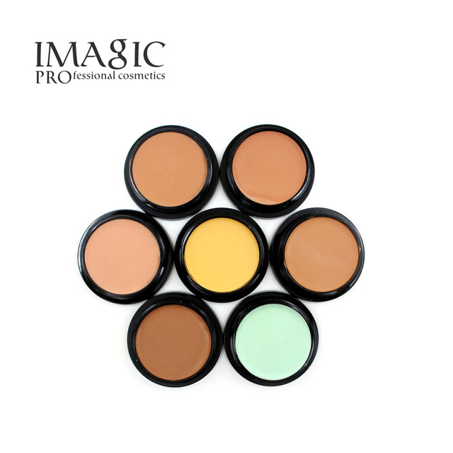 Makeup Base Foundation Concealer Cream Camouflage Moisturizing Oil-control Make Up Primer Perfect Cover Contour Palette for gift
