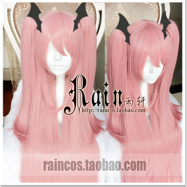 Long Straight Krul Tepes Wig Seraph End Owari Synthetic Hair Anime Cosplay Ponytail Wigs - Kung Fu Small store