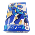 Megaman ROCKMAN 1/10 model kit action figure toy dolls classic education Assemble toys for kid juguete