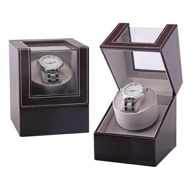Devanadera de reloj con caja de reloj CAJA DE TIEMPO caja de reloj para guardar y enrollar reloj