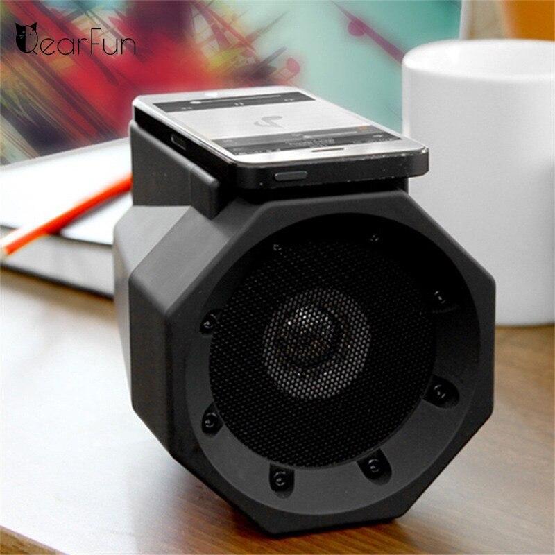 Magic Boom Box Sound Touc Speaker Mini Inductive Mobile Phone Boombox Speakers PC Music Subwoofer Loudspeaker 1