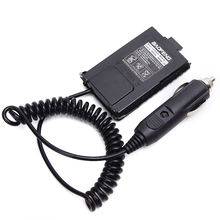 2Pcs Baofeng UV 5R Battery Eliminator Car Charger UV 5R Portable Radio for baofeng UV 5RA 5RE
