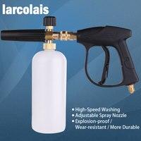 Car WaCar Styling Foam Gun Car Wash Pressure Washer Jet Wash Quick Release Adjustable Snow Foam Lance Foam Cannon tools