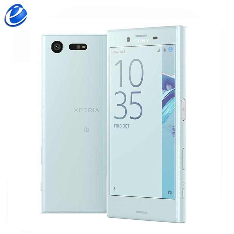 "Original Sony Xperia X Compact F5321 3GB RAM 32GB ROM 4.6"" Inch Single SIM Android Octa Core smartphone 23MP X mini Mobile Phone|Cellphones| |  - title="