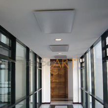Eco Art hallways space saving Ceiling Mounted Electric Infrared Home Heater