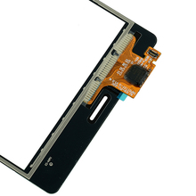DHL Shipping 10pcs/lot 100% Original New White Black Touch Screen Digitizer For Sony Xperia Z3 D6603 D6643Touch Glass Digitizer