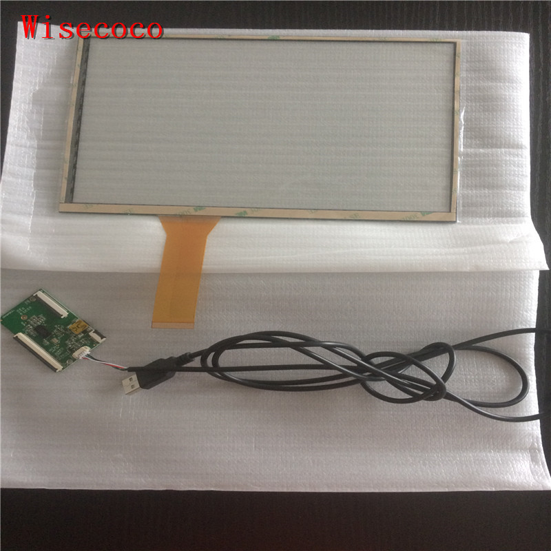 10 1 Inch G G Structure Capacitive Touch Panel With Usb