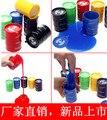 1 Шт. Случайный Цвет Новый Ствол Slime Fun Шокер Gag Подарки Игрушки Сумасшедший Трюк Поставить Ведро Краски, Забавные Игрушки