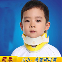adjustable neck braces neck collar cervical traction Children nursing care torticollis neck crooked neck migraine