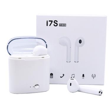 Hot sale Bluetooth Earphones New TWS i7S True Wireless Earphone Earbud Portable Headphone for iPhone Xiaomi Huawei