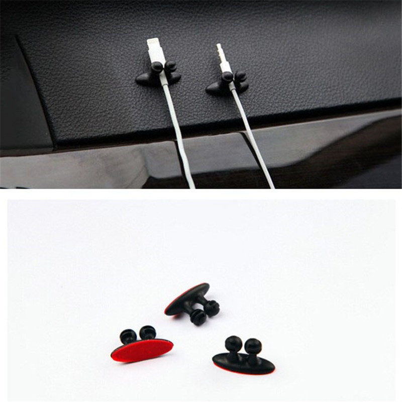 ⓪1pcs Cute Design Multipurpose Cable Winder Shaped Cable Wire ...