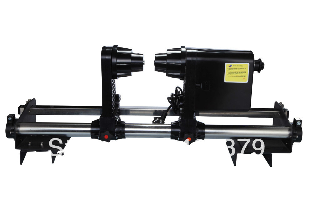 EP SON F6200 printer take up reel system Paper Collector printer paper receiver +1 motor for EP SON F6200 plotter printer