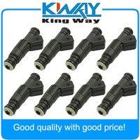 4 pieces x For Pontiac Ford TBI LT1 LS1 LS6 440cc 42lb EV1 Fuel Injector  0280155968