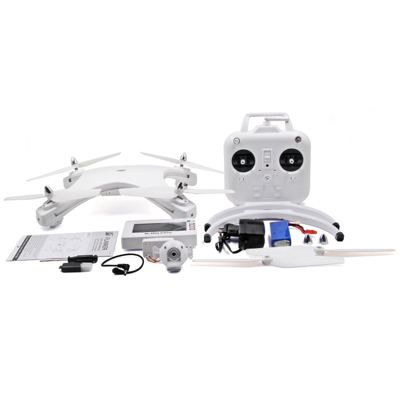 W606 5G 5 8G FPV Drone with 720P HD Camera RTF 2 4G 4CH 6Axis Gyro