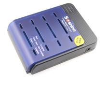 Soshine s1-v3 4 канала 18650 16340 RCR123 быстро Интеллектуальный Li-Ion Батарея Зарядное устройство