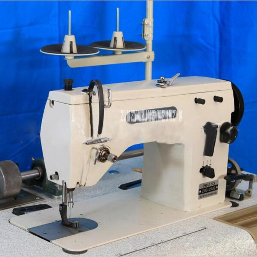 Nouvelle haute qualité 20U perruque Machine à coudre industrielle Machine à coudre équipement de couture perruque cuir chevelu Machine 2000 tr/min 220 v/380 v 250 W/370 W