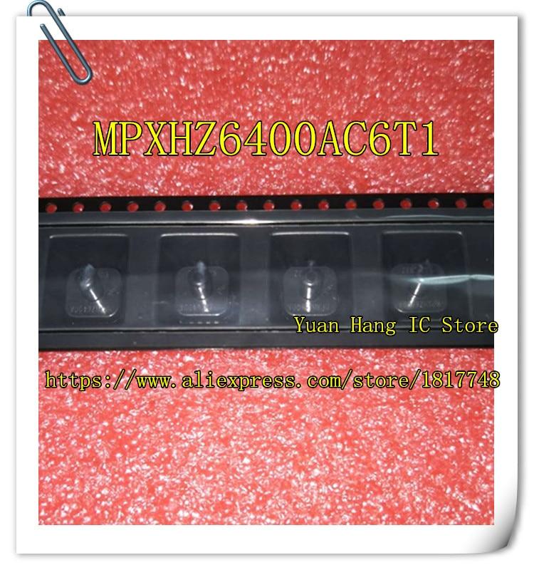 10PCS LOT MPXHZ6400AC6T1 MPXHZ6400A Pressure sensor 15 400kPa absolute pressure sensor brand new
